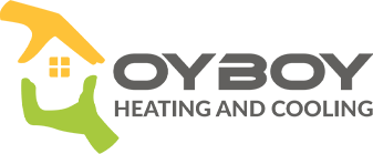 OyBoy Heating and Cooling logo